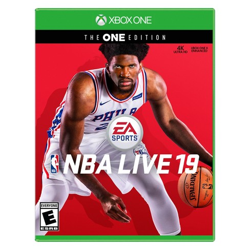 NBA Live 19 - Xbox One - image 1 of 6