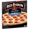 Red Baron Thin Crust Pepperoni Frozen Pizza - 15.77oz - image 3 of 4