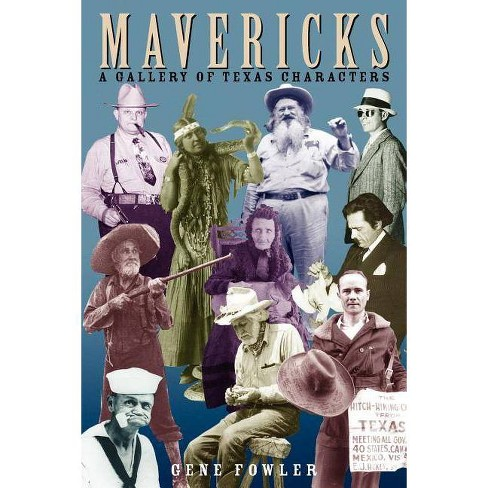 Mavericks - by  Gene Fowler (Paperback) - image 1 of 1