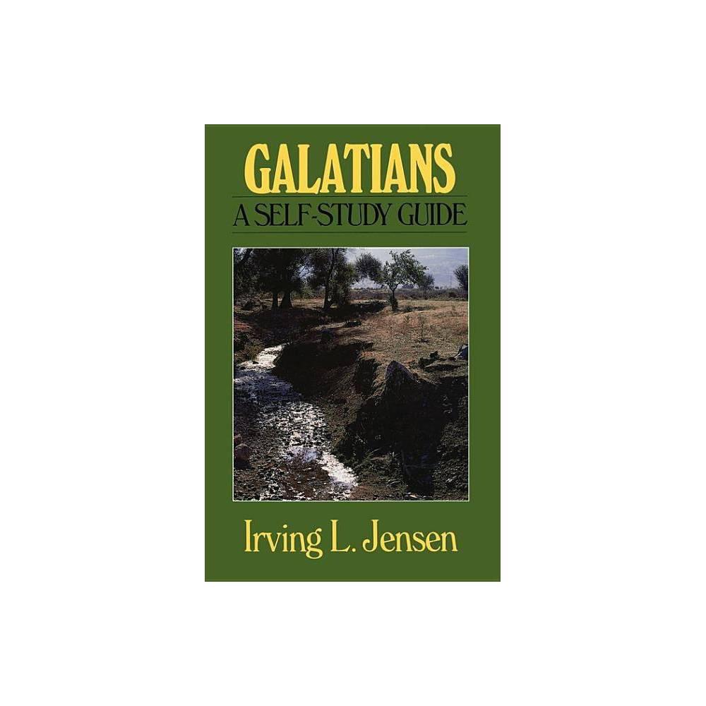 Galatians Jensen Bible Self Study Guides By Irving L Jensen Paperback