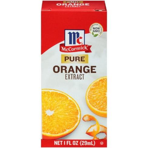 McCormick Pure Orange Extract - 1oz