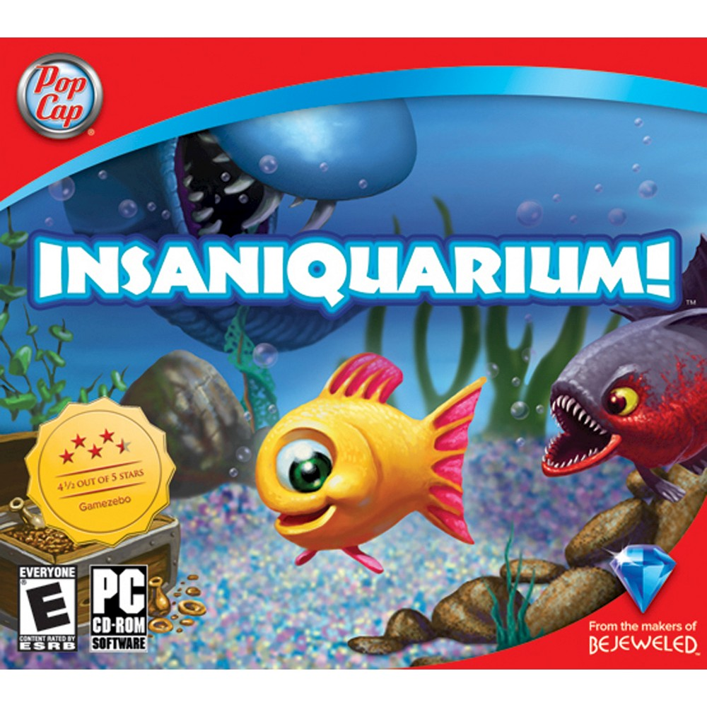 Insaniquarium - PC Game (Digital)