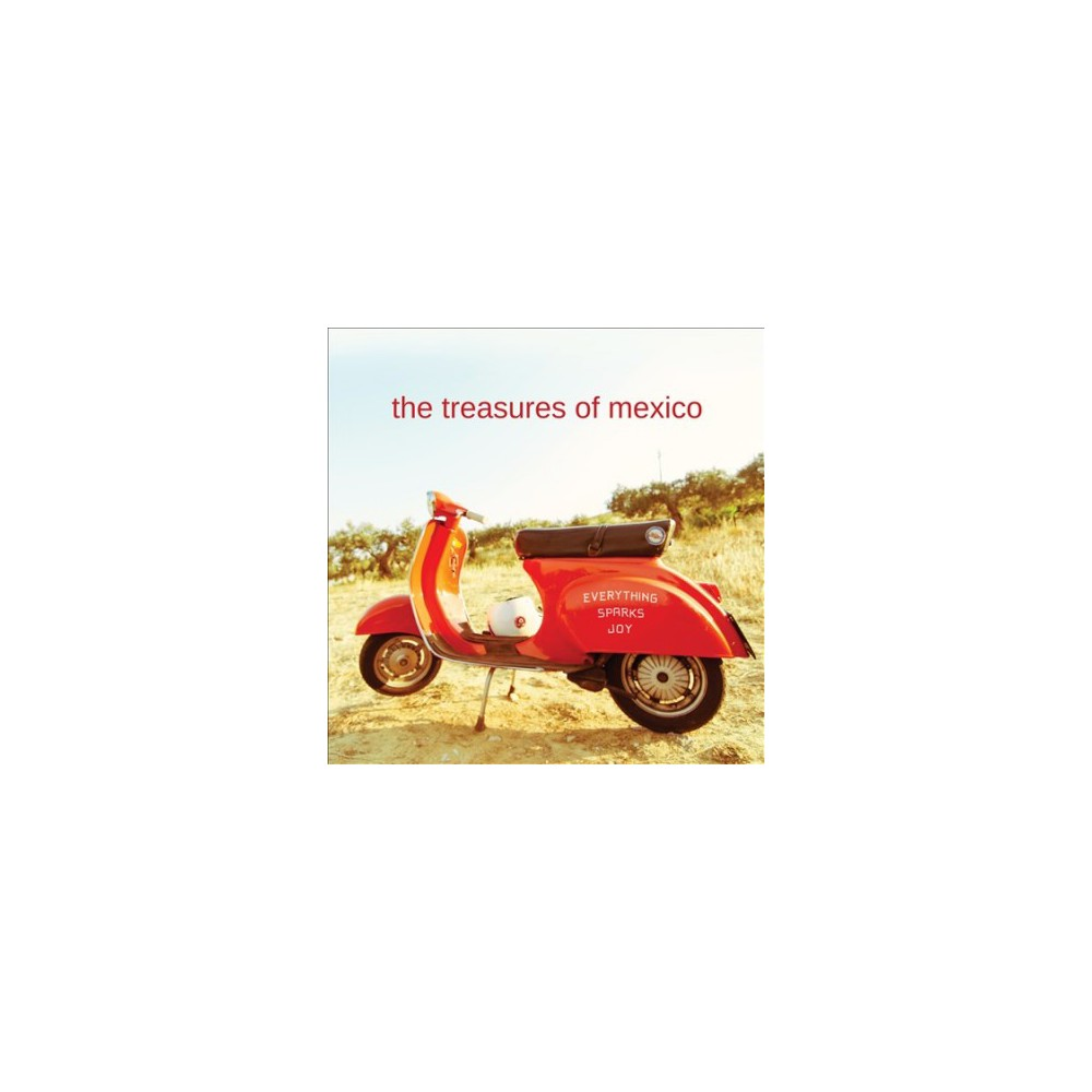 Treasures Of Mexico - Everything Sparks Joy (CD)