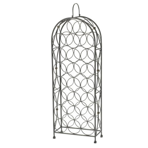 Chateau Wine Rack 23 Bottles – Gunmetal