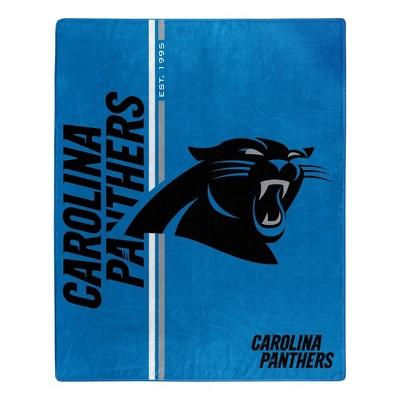 NFL Carolina Panthers Throw Blankets