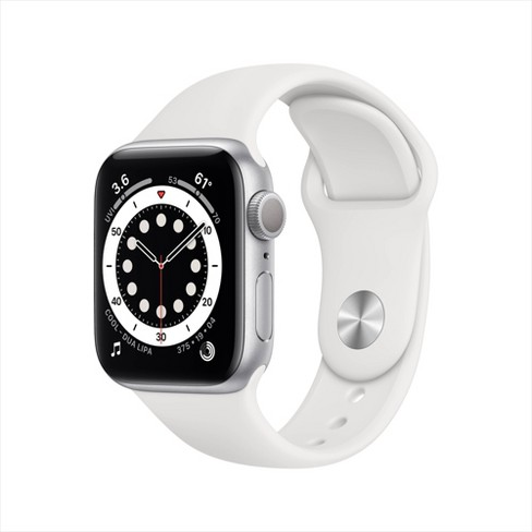 Apple Watch Series 6 GPS Aluminum - image 1 of 4