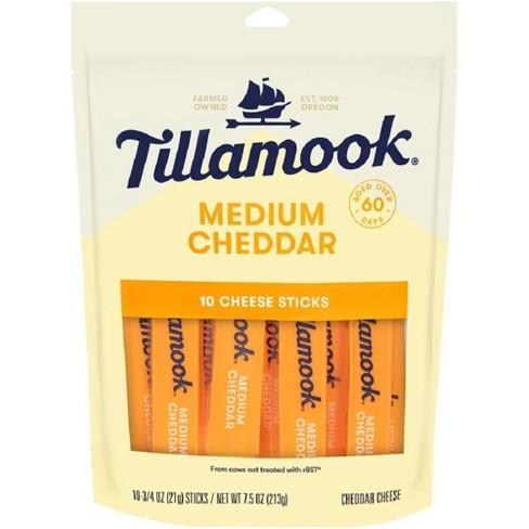 Tillamook Medium Cheddar Natural Cheese - 7.5oz - image 1 of 1