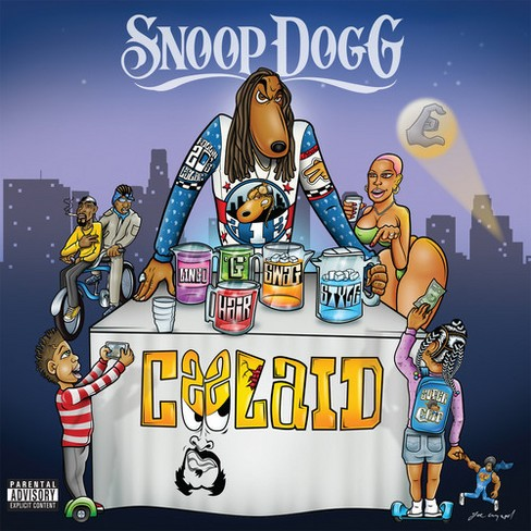 Snoop Dogg - Coolaid (CD) - image 1 of 1