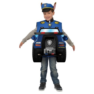 Kids' Chase Paw Patrol Deluxe Halloween Costume S
