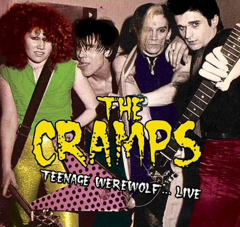 Cramps - Teenage werewolf live (Vinyl) - image 1 of 1