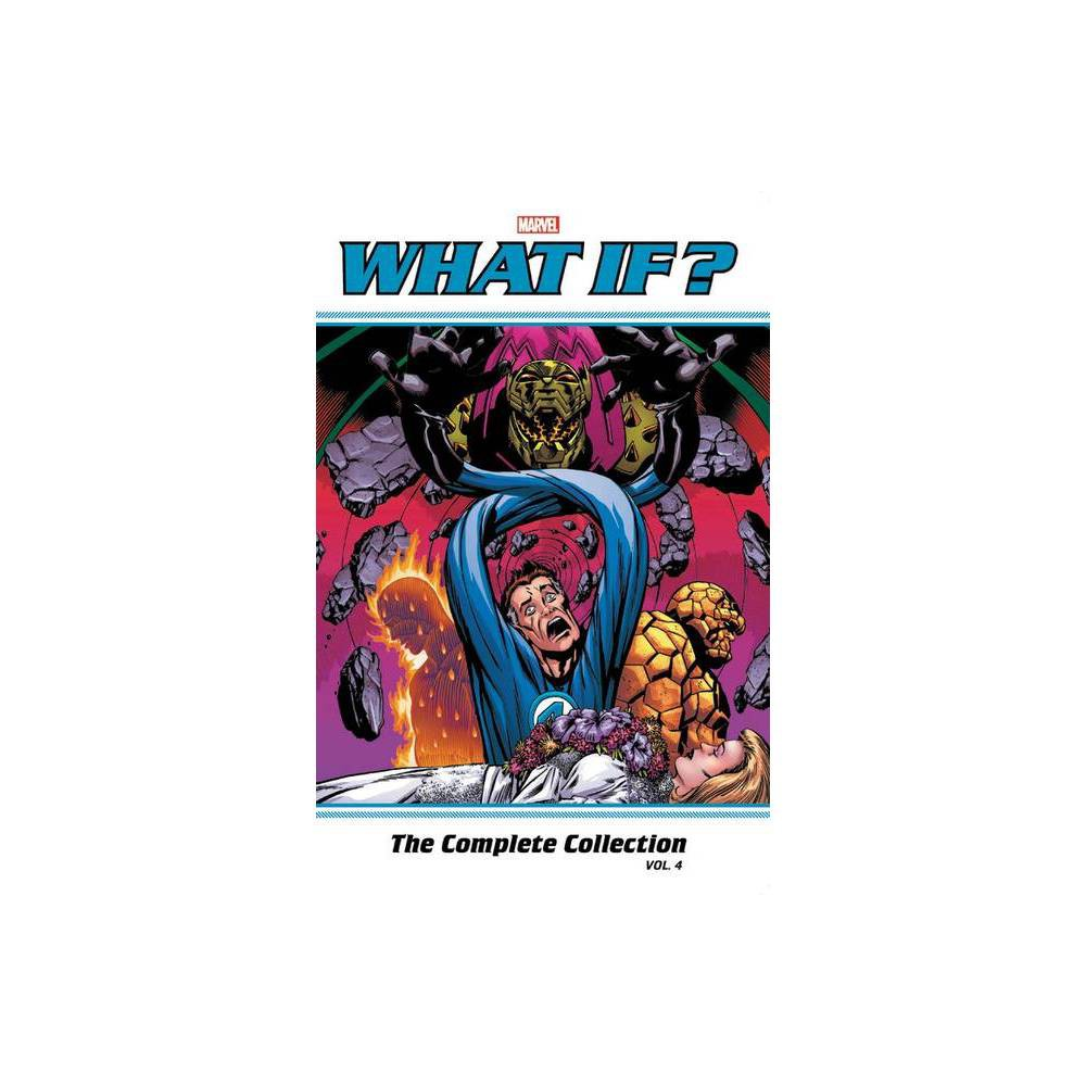 What If Classic The Complete Collection Vol 4 Paperback