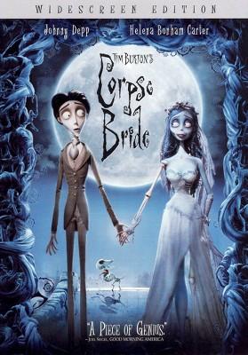 Tim Burton's Corpse Bride (WS)(dvd_video)