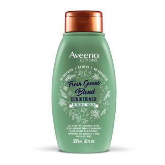 Aveeno Scalp Soothing Fresh Greens Blend Conditioner - 12 fl oz