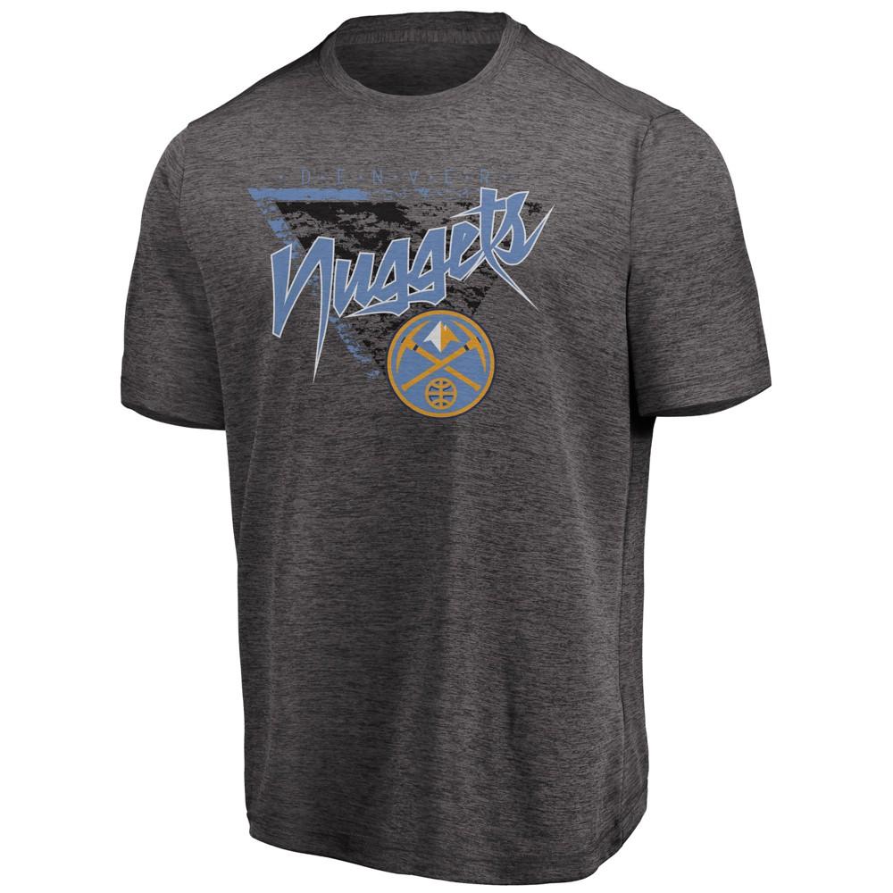Denver Nuggets Men's Hype It Up T-Shirt Xxl, Multicolored