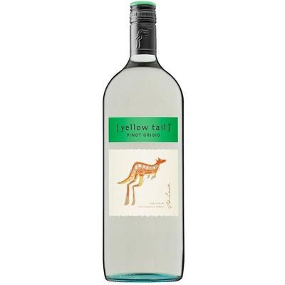 Yellow Tail Pinot Grigio White Wine - 1.5L Bottle