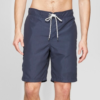 "Men's 9"" Swim Trunks - Goodfellow & Co™ Navy"