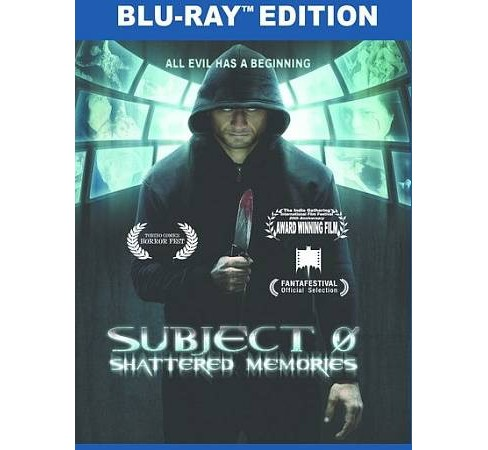 Subject 0:Shattered Memories (Blu-ray) - image 1 of 1
