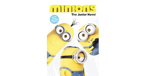 Minions (Media Tie-In) (Paperback) by Sadie Chesterfield - image 1 of 1