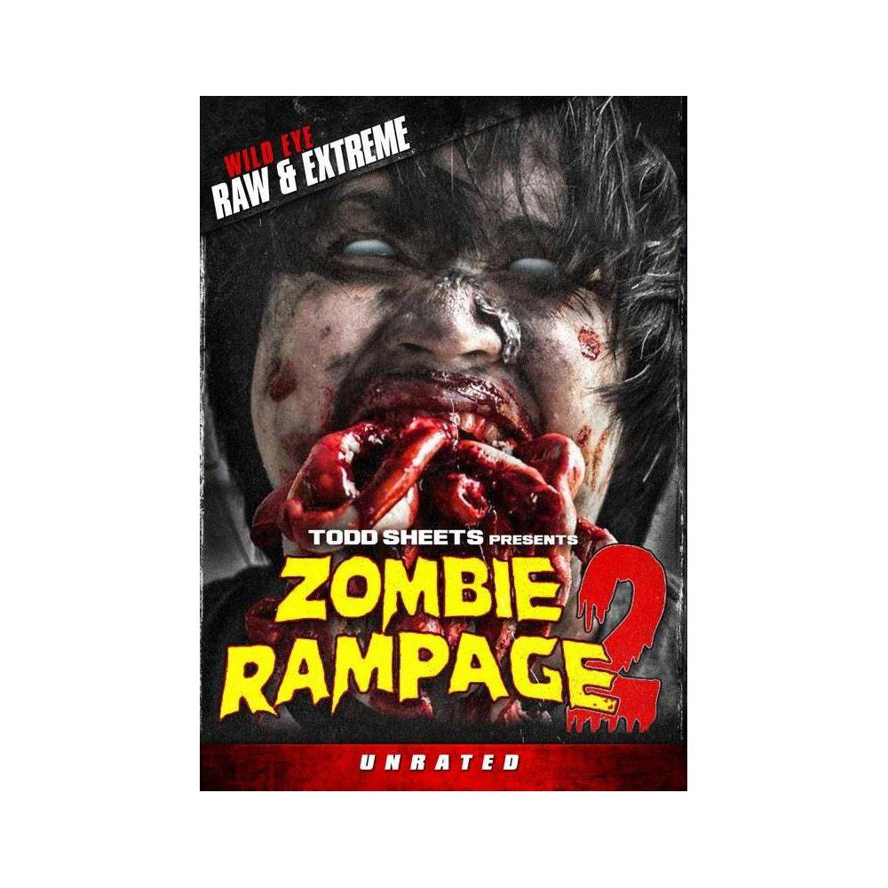 Zombie Rampage 2 Dvd