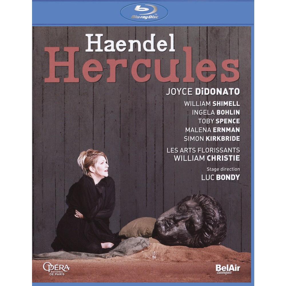 Handel:Hercules (Blu-ray)