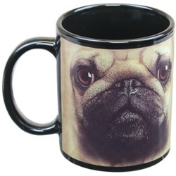 Siberian Husky Face 11oz Coffe Mug