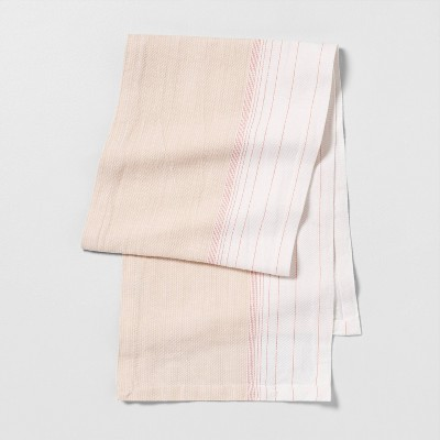 Ombre Runner - Dusty Pink Stripe - Hearth & Hand™ with Magnolia