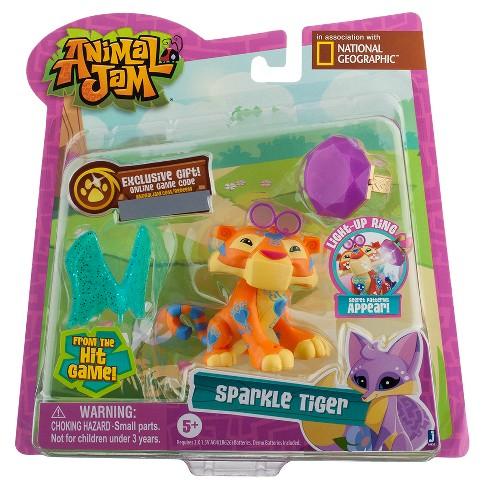 Animal Jam - Light Up Friends - Tiger