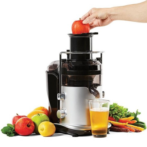 PowerXL Self Cleaning Juicer - Silver - image 1 of 4