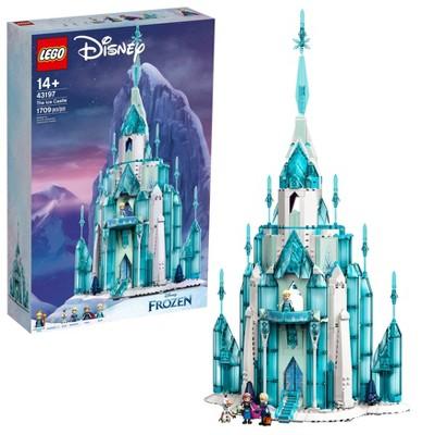 LEGO Disney The Ice Castle 43197 Building Kit
