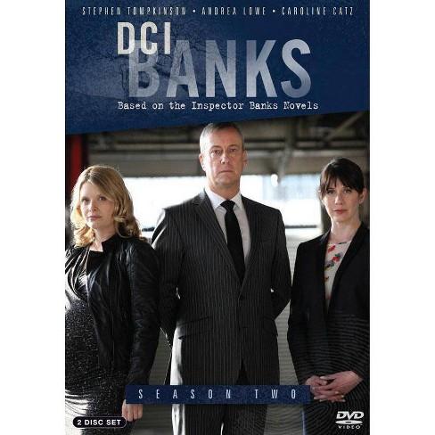 DCI Banks: Season 2 (DVD) - image 1 of 1