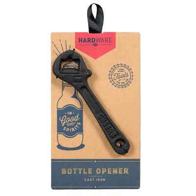 Gentleman's Hardware Bottle Opener - Silver