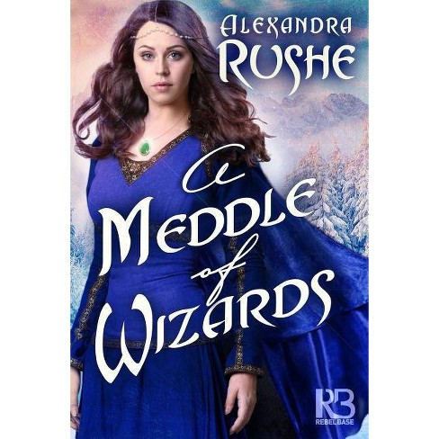 A Meddle of Wizards - by  Alexandra Rushe (Paperback) - image 1 of 1