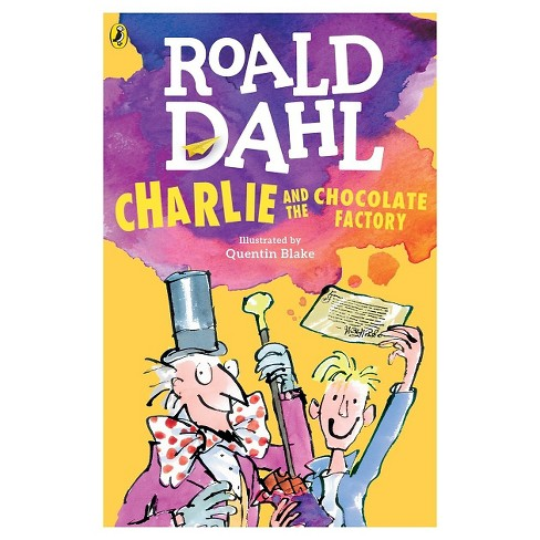Charlie And The Chocolate Factory (Reprint) (Paperback) : Target