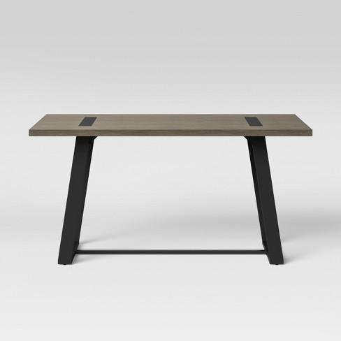 Brimfield Metal Base Dining Table - Threshold™ - image 1 of 4