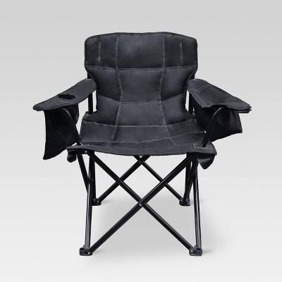 Outdoor Patio Elite Quad Chair Black - Caravan