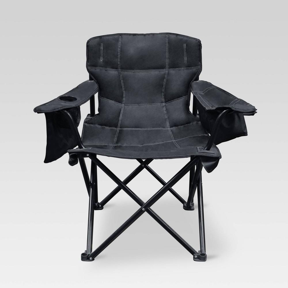 Caravan® Sports Elite Quad Folding Chair in Black