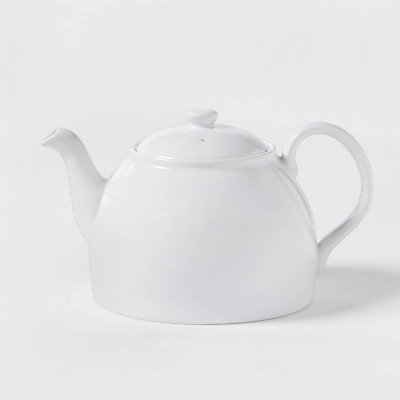 Porcelain Teapot - White - Threshold™
