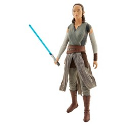 """Star Wars: The Last Jedi Rey Action Figure 18"""""""