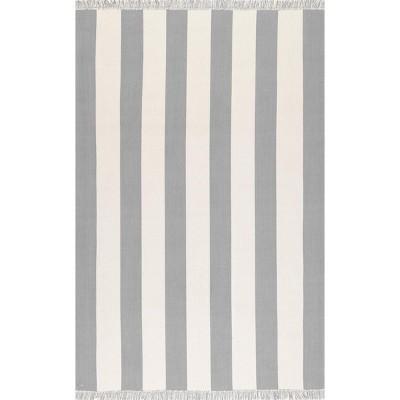 nuLOOM Erika Striped Flatweave Area Rug