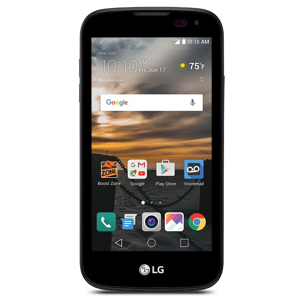 Boost Mobile LG EO, Black