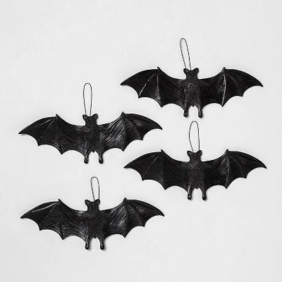 4ct Bats Halloween Decorative Prop - Hyde & EEK! Boutique™