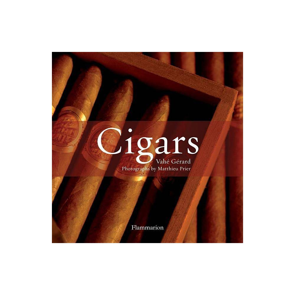 Cigars - by Vahe Gerard (Hardcover) The first book in this two-volume boxed set details the history and traditions of the cigar, from tobacco harvesting to the significance of the cigar ring and how to detect a counterfeit cigar, followed by a practical buyer's guide listing shops, clubs, websites, and useful addresses. The second book takes the reader on a tasting tour of one hundred individual cigars, exploring the sensual elements that make a truly superb cigar. Each cigar is presented in a concise table, graded on a scale of ten based on criteria such as flavor, aroma, and combustion quality, and accompanied by a lifesize photograph of the featured cigar.