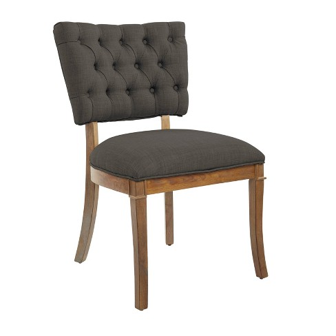 Emily Tufted Chair - OSP Home Furnishings - image 1 of 4