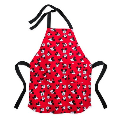 Mickey Mouse & Friends Mickey Cotton Adult Apron - Disney store