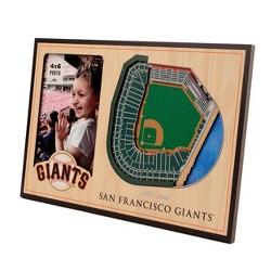 """MLB San Francisco Giants Stadium View Photo Frame - 4"""" x 6"""""""
