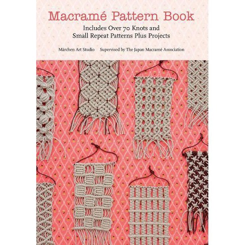 Macrame Pattern Book - by  Marchen Art (Paperback) - image 1 of 1