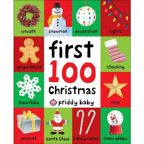 first 100 christmas words target