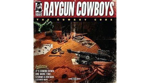 Raygun Cowboys - Cowboy Code (CD) - image 1 of 1