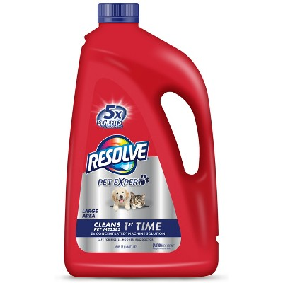 Carpet Cleaner & Deodorizer: Resolve Pet