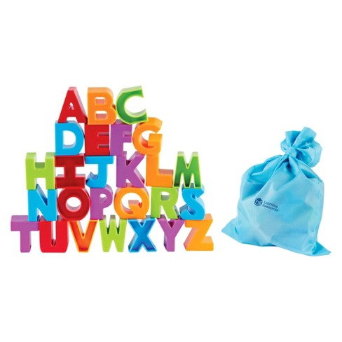 Learning Resources Letter Blocks - image 1 of 7